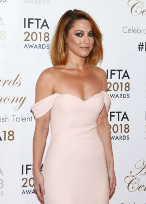 Niamh Walsh - 2018 IFTA Film and Drama Awards in Dublin