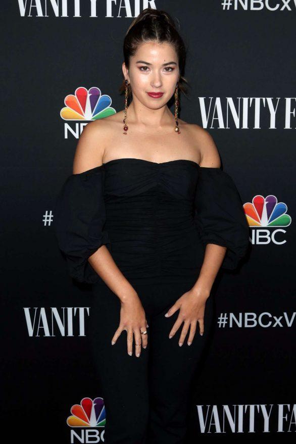 Nichole Bloom - NBC and Vanity Fair's Celebration Of The Season in Los Angeles