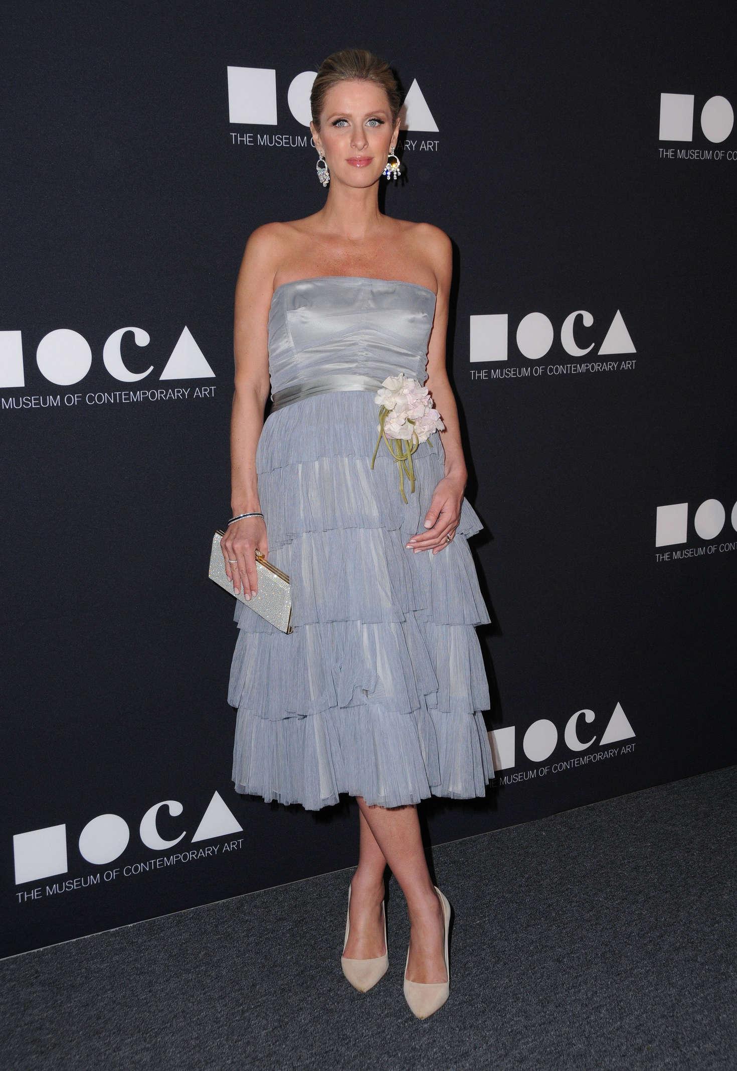 Nicki Hilton 2016 : Nicki Hilton: MOCA Gala 2016 -09
