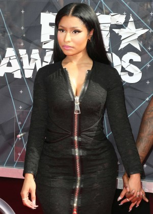 Nicki Minaj - 2015 BET Awards in Los Angeles