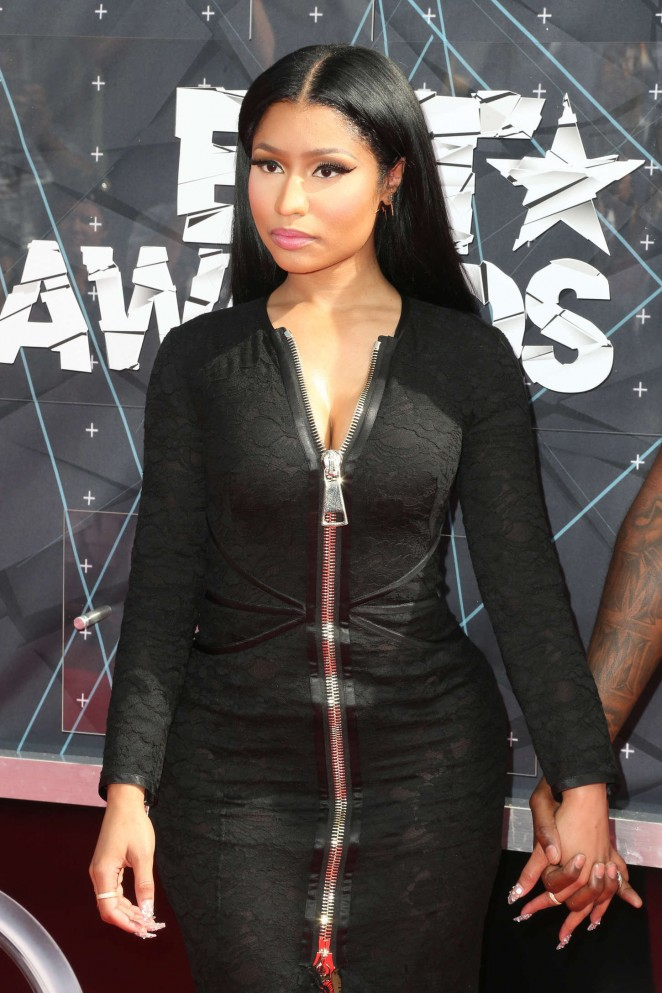 Nicki Minaj – 2015 BET Awards in Los Angeles
