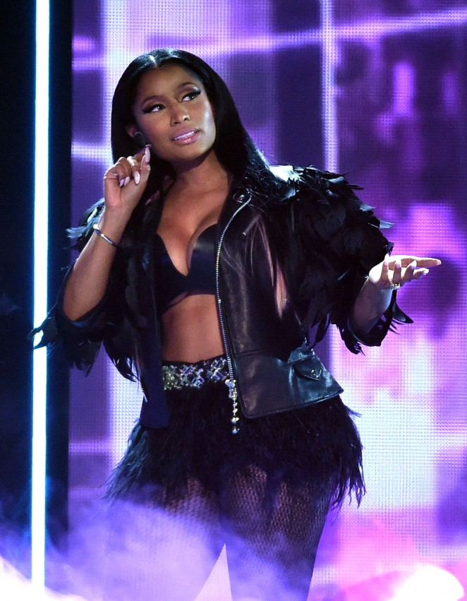 Nicki Minaj - Billboard Music Awards 2015 in Las Vegas