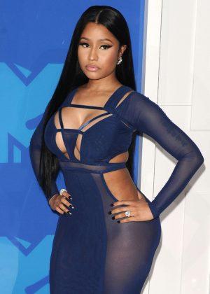 Nicki Minaj - 2016 MTV Video Music Awards in New York City