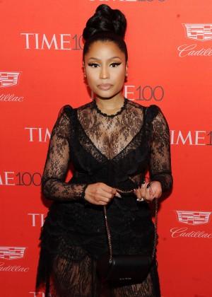 Nicki Minaj - 2016 Time 100 Gala in New York
