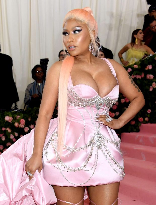 Nicki Minaj - 2019 Met Gala in NYC