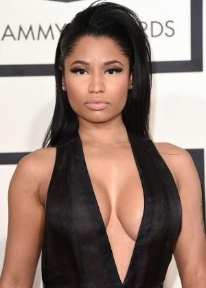 Nicki Minaj - GRAMMY Awards 2015 in Los Angeles