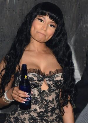 Nicki Minaj - Celebrating Music's Biggest Weekend in West Hollywood