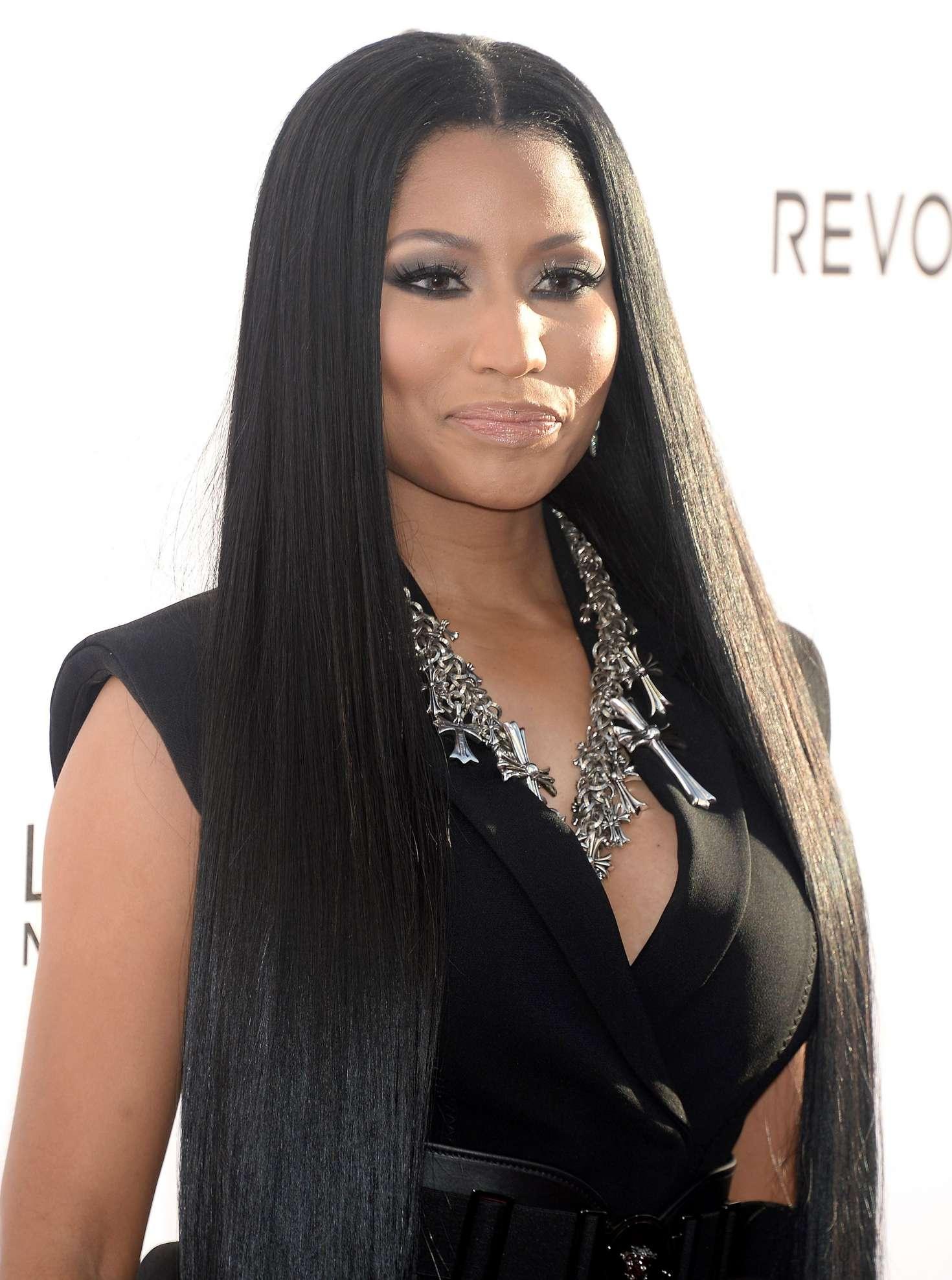 Nicki Minaj - Daily Front Row's 3rd Annual Fashion LA Awards in West Hollywood