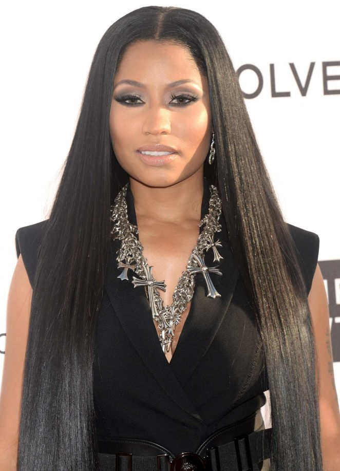 Nicki Minaj: Daily Front Rows 3rd Annual Fashion LA Awards -17