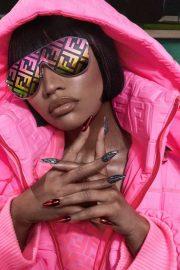 Nicki Minaj - Elle Magazine (October 2019)