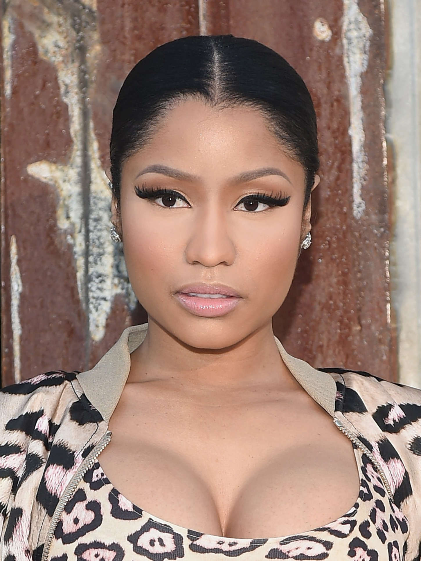 Nicki minaj givenchy spring 2016 fashion show in nyc Nicki minaj fashion style 2016