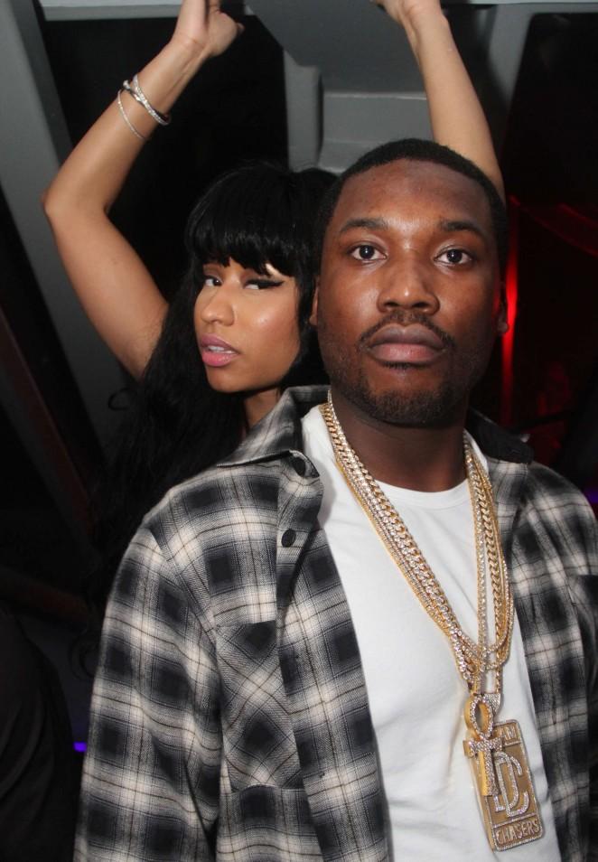 Nicki Minaj – Meek Mill's Official Grammy Party in Beverly Hills