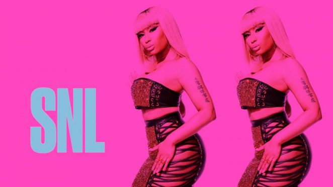 Nicki Minaj - Saturday Night Live 2018