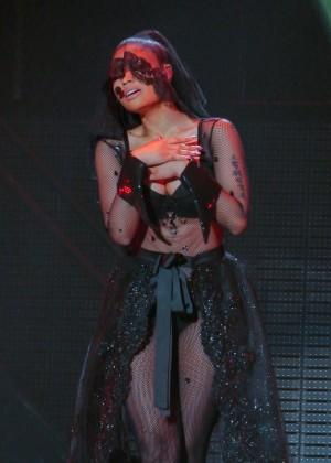 Nicki Minaj: The Pinkprint Tour -54