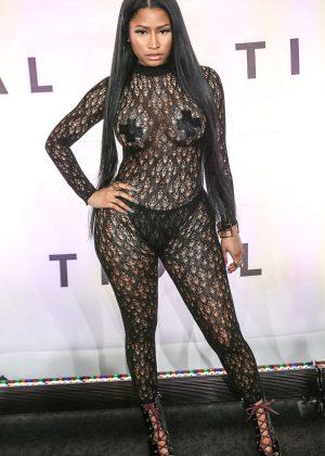 Nicki Minaj: Tidal X 10 15 Concert -04