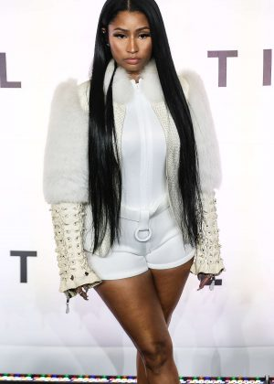 Nicki Minaj - 'Tidal X 10/15' Concert in Brooklyn
