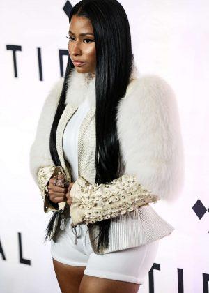 Nicki Minaj: Tidal X 10 15 Concert -16