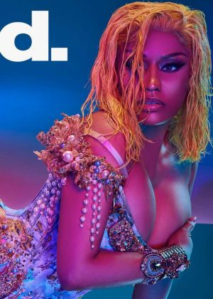 Nicki Minaj - Wonderland Magazine (Autumn 2018)