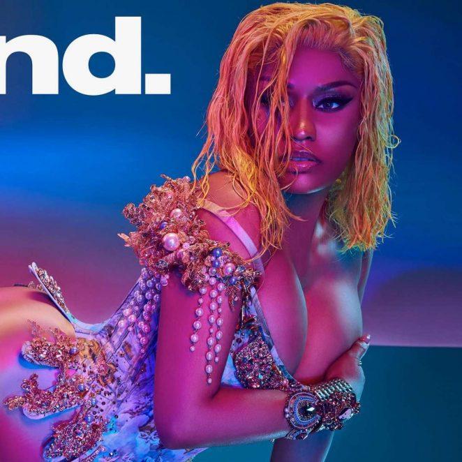Nicki Minaj - Wonderland Magazine (Autumn 2018)