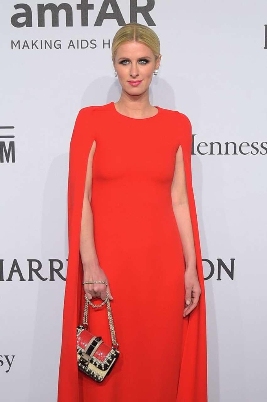 Nicky Hilton - amfAR New York Gala 2015
