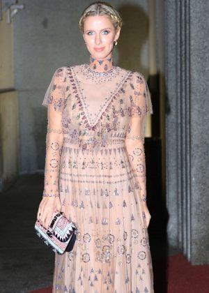 Nicky Hilton - 2016 Fashion Group International Night Of Stars Gala in NYC
