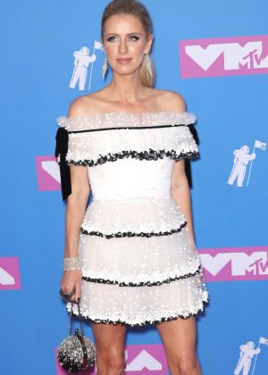 Nicky Hilton - 2018 MTV Video Music Awards in New York City