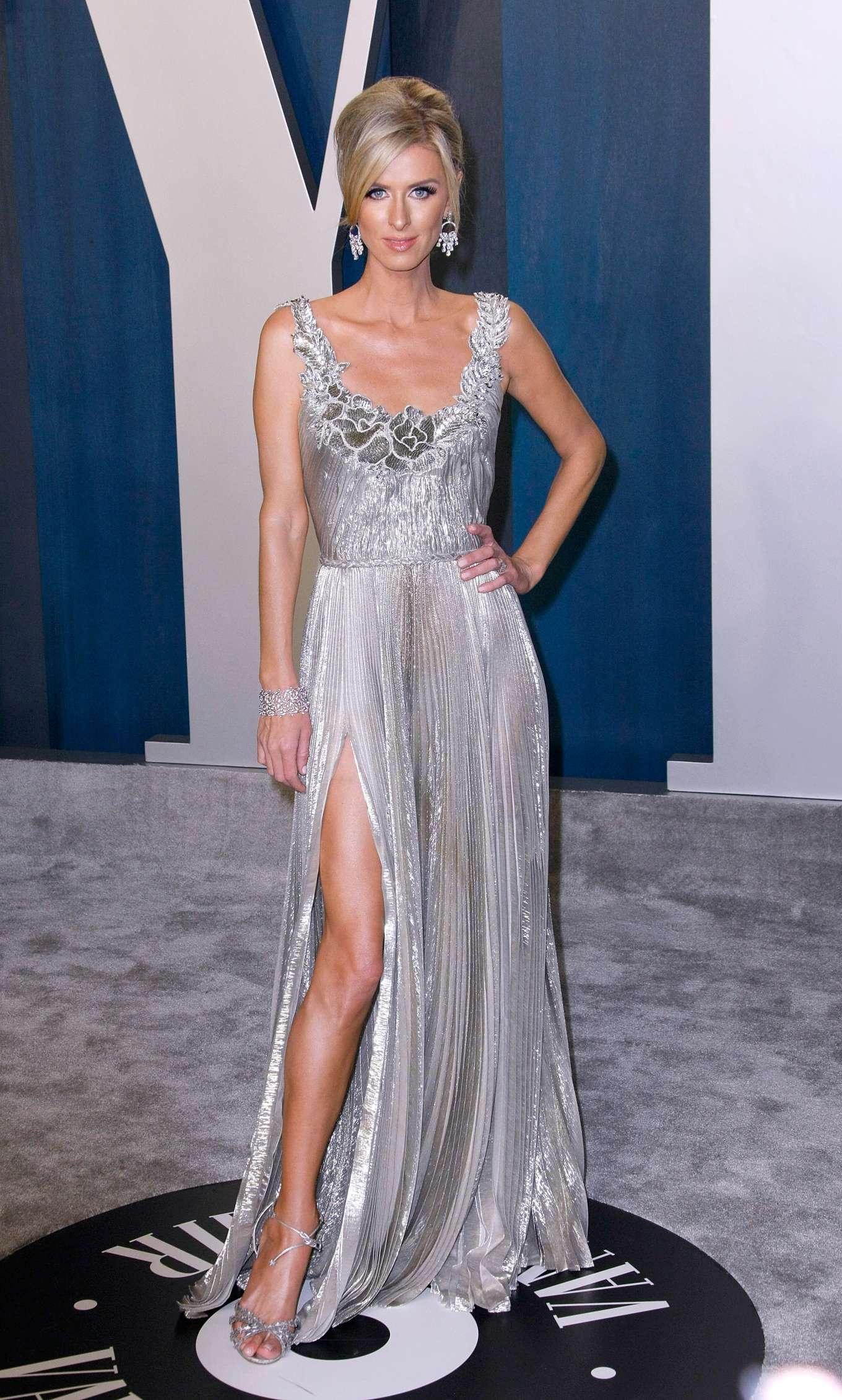 Nicky Hilton - 2020 Vanity Fair Oscar Party in Beverly Hills