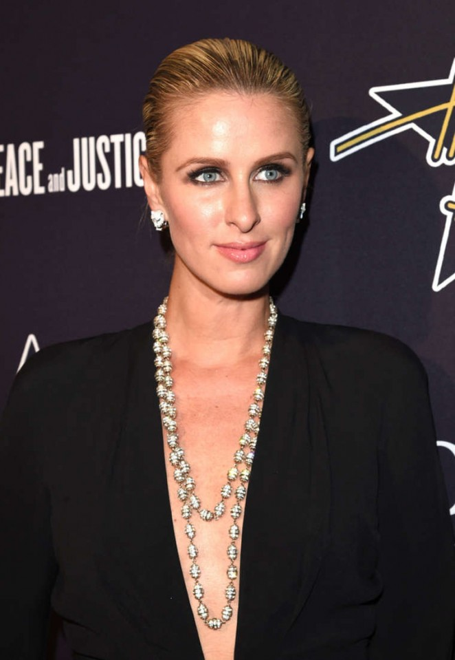 Nicky Hilton: 2015 Hollywood Domino Gala -02