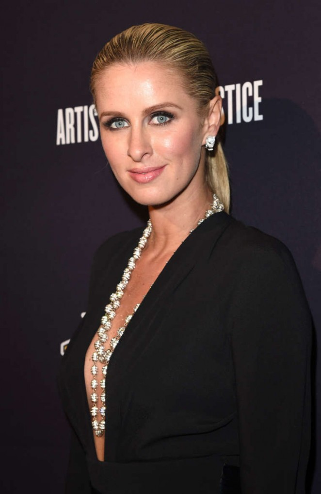Nicky Hilton: 2015 Hollywood Domino Gala -09