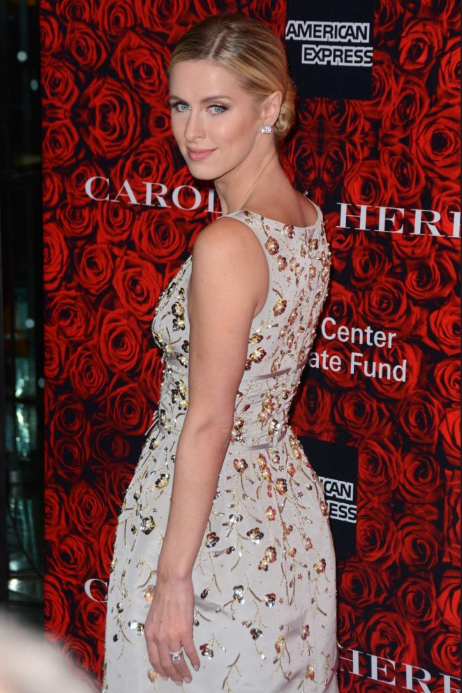 Nicky Hilton - An Evening Honoring Carolina Herrera in New York