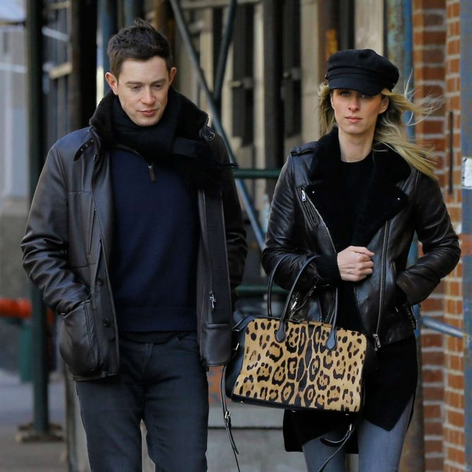 Nicky Hilton and her husband James Rothschild: Out in New York City -02