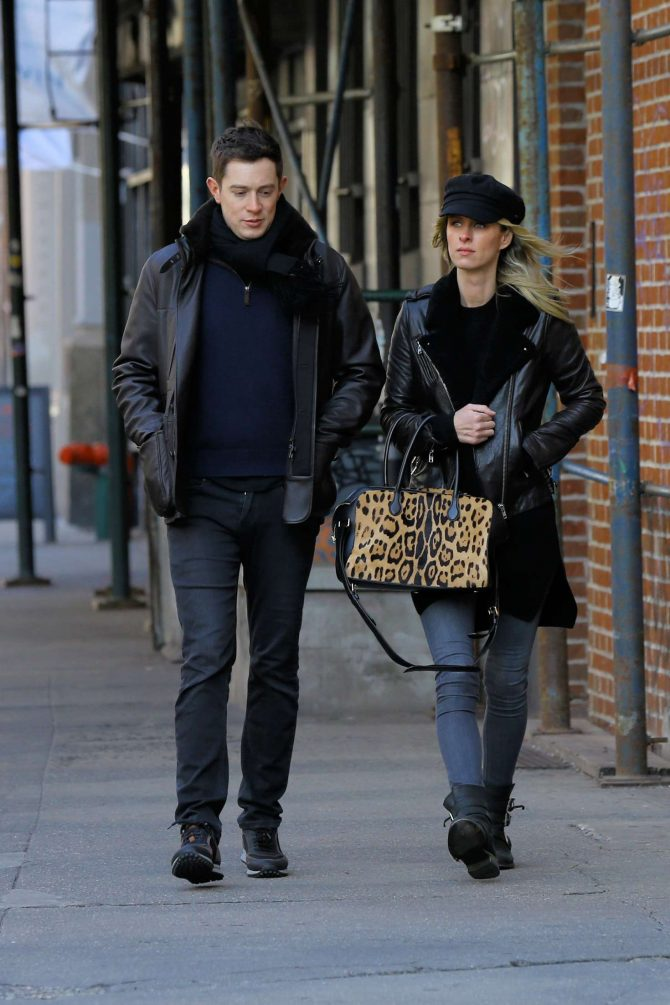 Nicky Hilton and her husband James Rothschild: Out in New York City -05