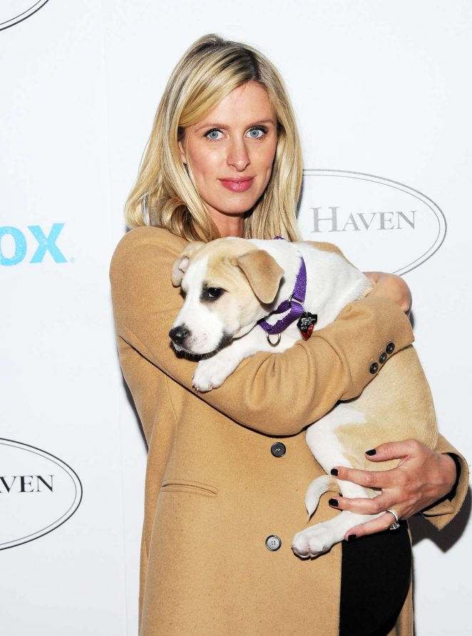 Nicky Hilton - Animal Haven Shelter Opening Celebration in New York