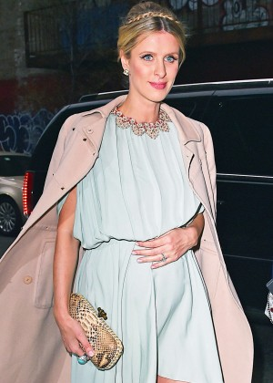 Nicky Hilton - Arrives at 'Mother's Day' Screening in New York
