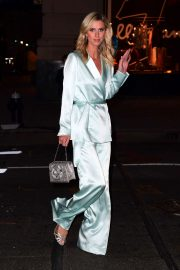 Nicky Hilton - Arriving for the CFDA Cocktail Party in NYC