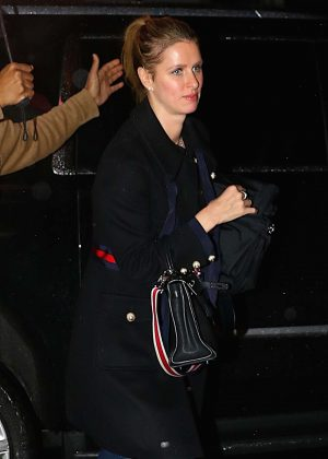 Nicky Hilton at Carbone in New York