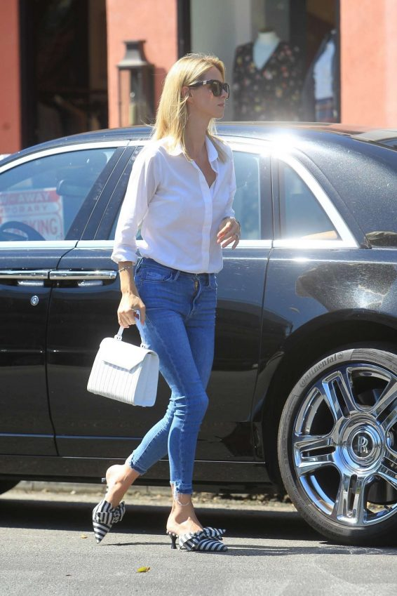 Nicky Hilton at Nine Zero One Salon in West Hollywood