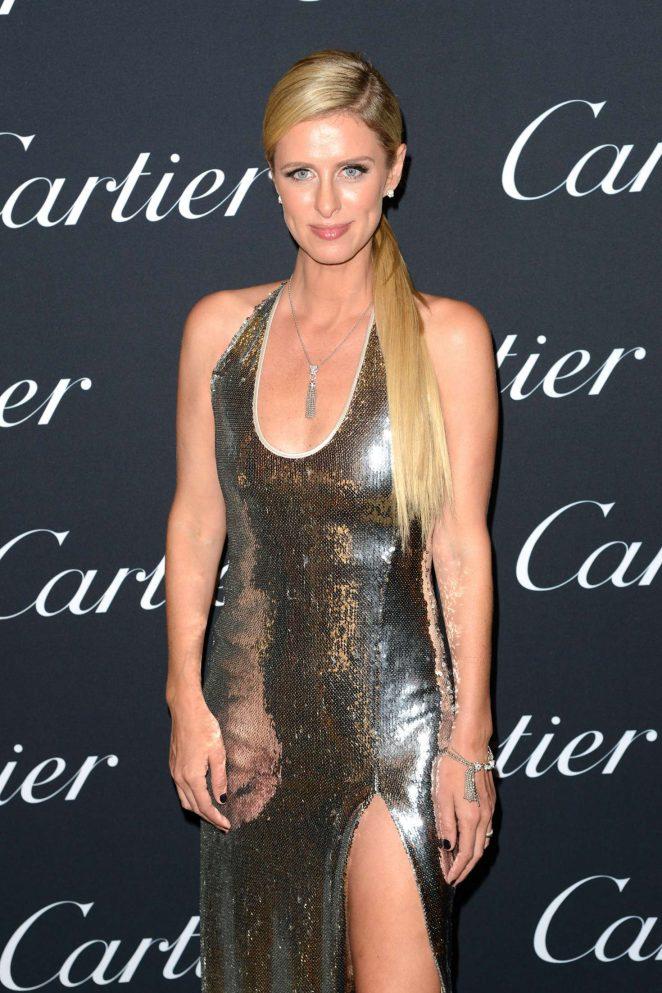 Nicky Hilton - Cartier Precious Garage Party in New York