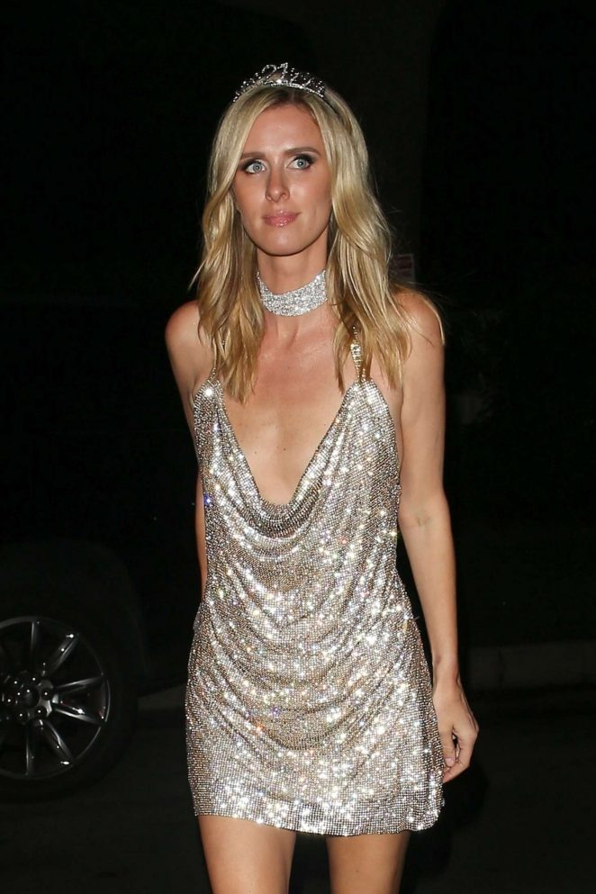 Nicky Hilton - Casamigos Halloween Party in Beverly Hills