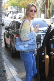 Nicky Hilton - Christmas shopping in Beverly Hills
