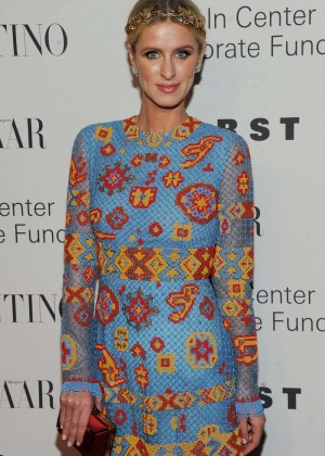 Nicky Hilton - Evening Honoring Valentino Gala in NYC