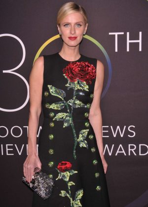 Nicky Hilton - Footwear News Achievement Awards 2016 in New York