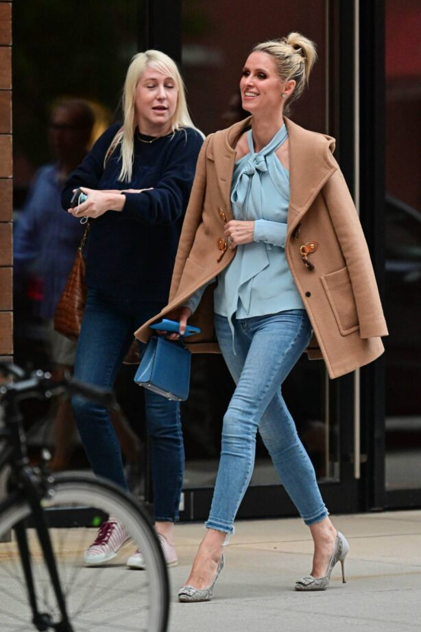 Nicky Hilton - Girls night out in New York