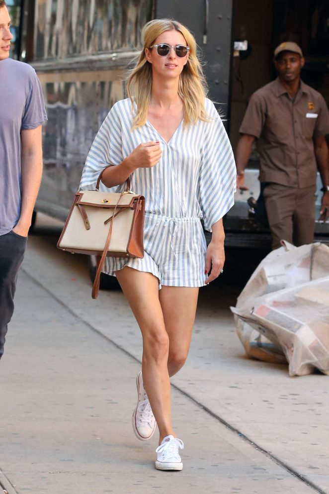 Nicky Hilton - Going to Dinner in New York City