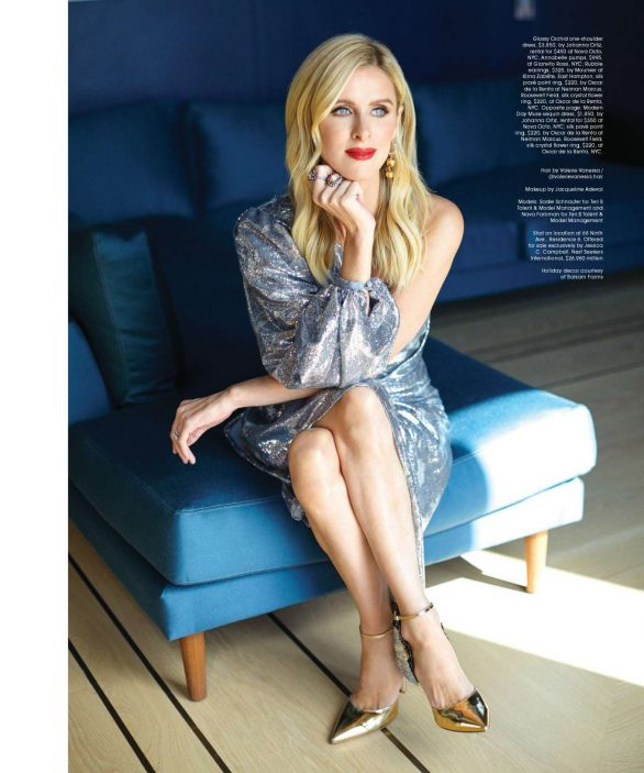 Nicky Hilton - Hamptons Magazine (November 2019)