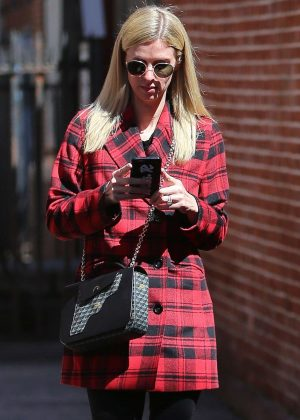 Nicky Hilton Heads to lunch in Soho