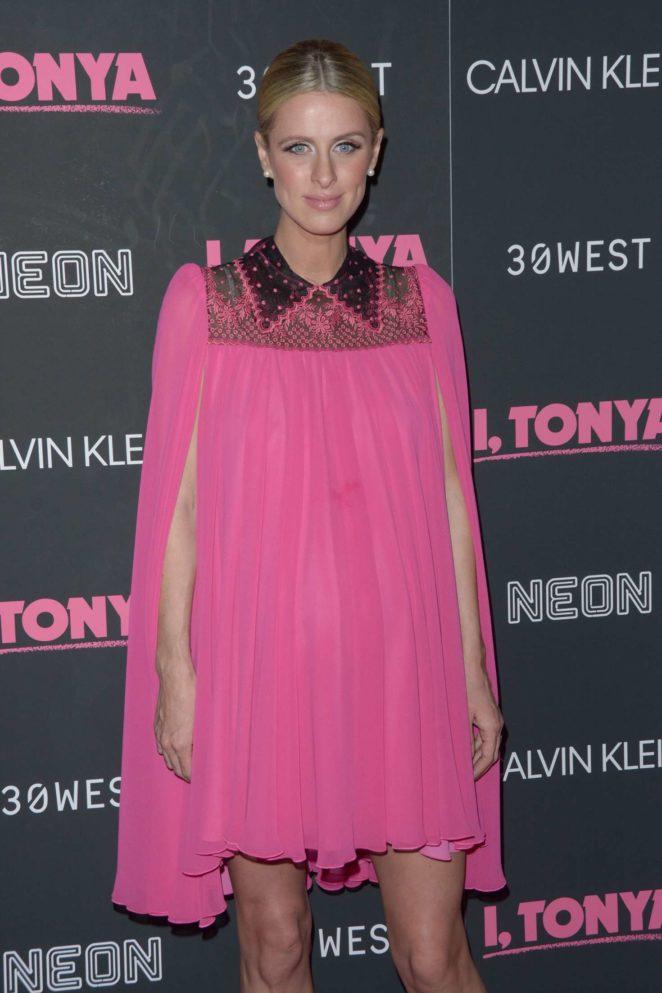 Nicky Hilton - 'I, Tonya' Premiere in New York City