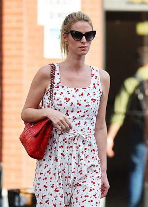 Nicky Hilton in Dress out in New York