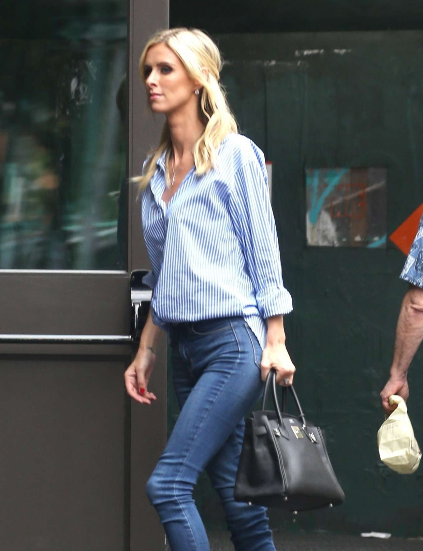 Nicky Hilton in Jeans - Out in New York City
