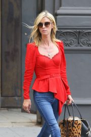 Nicky Hilton in Red - Out in New York
